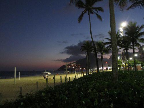 Rio de Janeiro Ipanema 2013