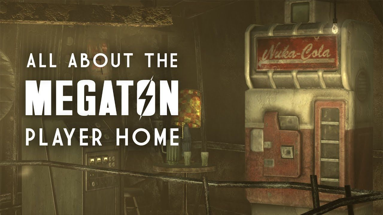 All About My Megaton House A Fallout 3 Player Home Fallout 3 Fallout All About Me