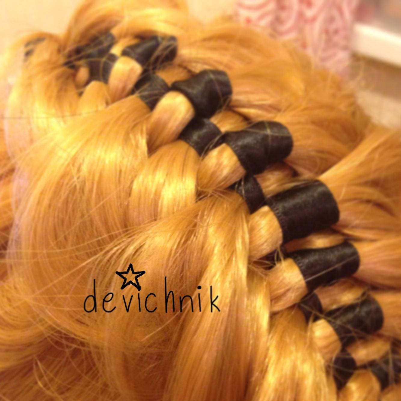 Check up our Instagram account @devichnik for more  #devichnik #super  #love #moscow #princess #queen #venus #henparty #love #me #cute #girl #beautiful #happy #amaizing #fashion #style #pretty #nice #look #braid #braiding #strand #hair #style #hairstyle #handmade #dyi