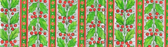Vintage Christmas Wrapping Paper Vol 2 – Craftypants Carol