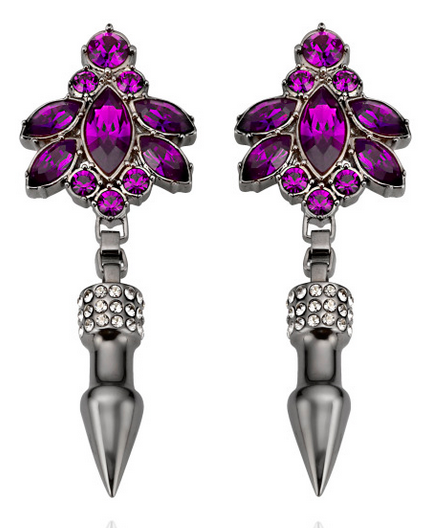 Mawi Fall 2013 Collection earrings