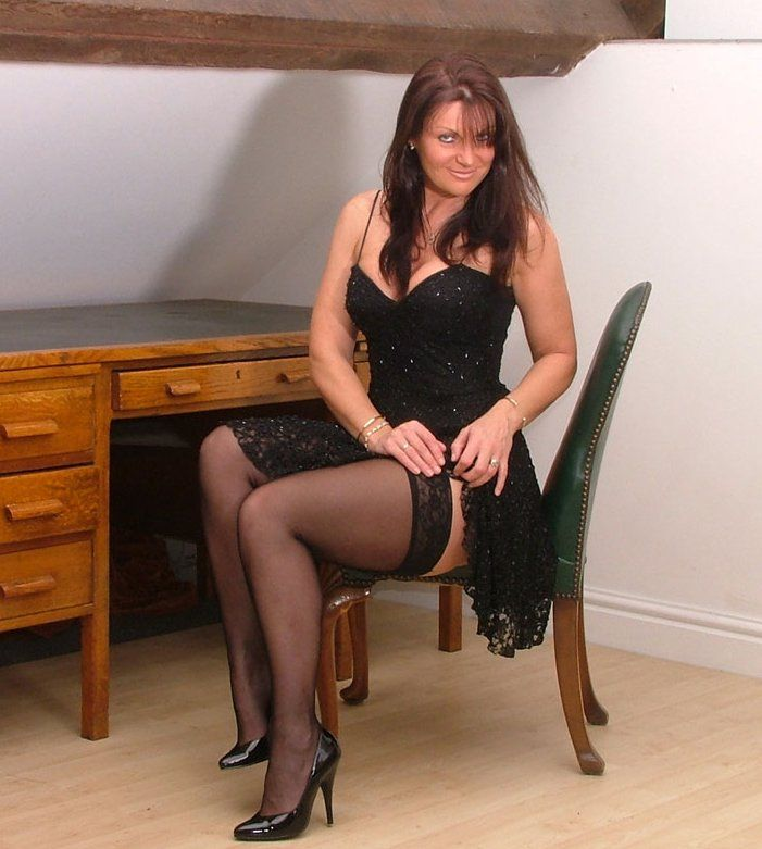 Mature Ladies In Stockings Sexxxi