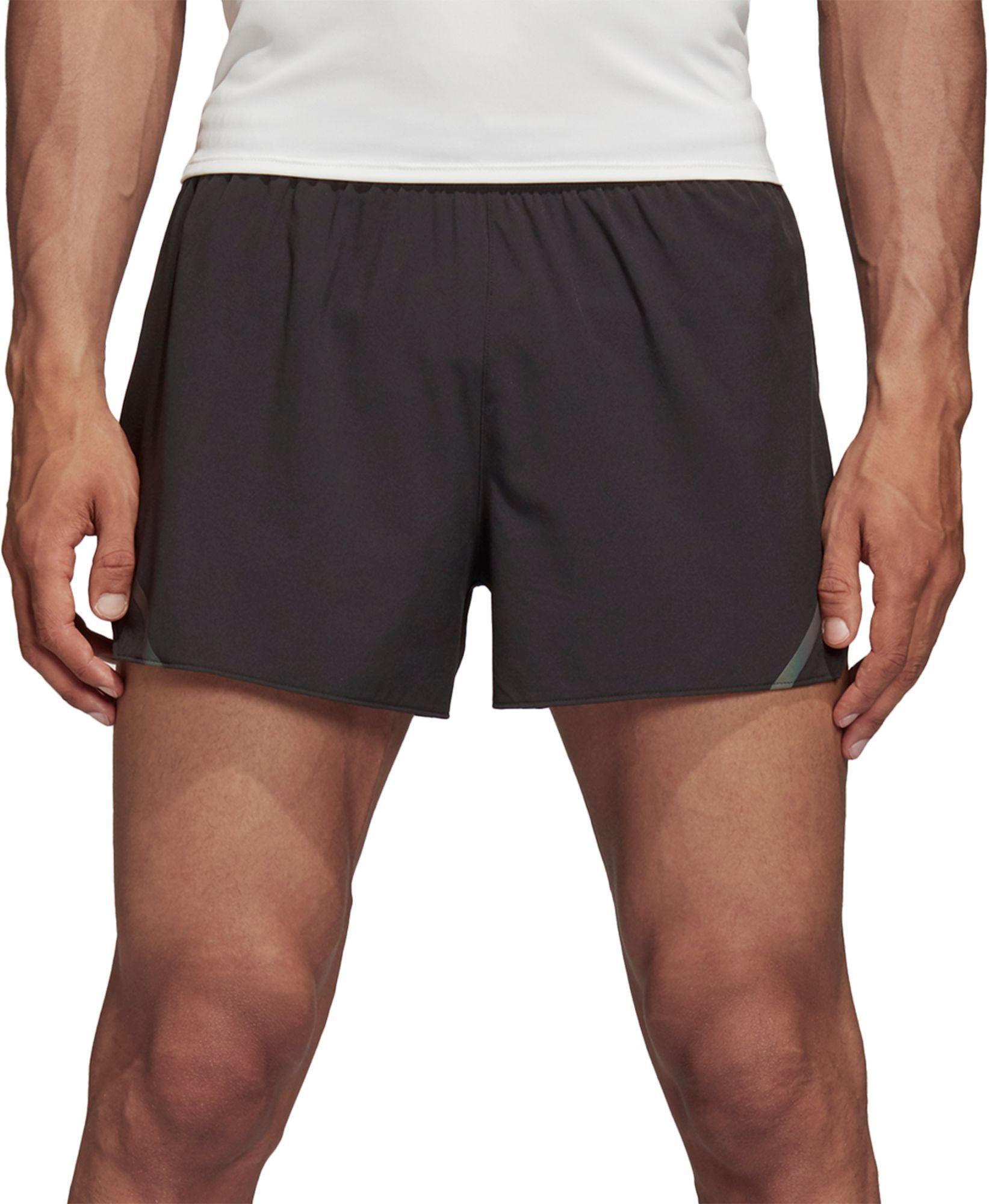 new styles 79914 0f000 adidas Men s Supernova Running Shorts, Black