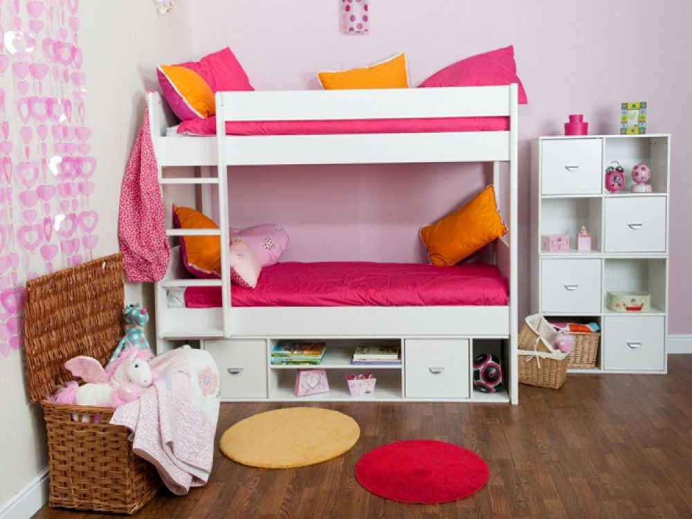 Bunk Beds With Storage Have A Look At More Quality Fun Bunk Beds