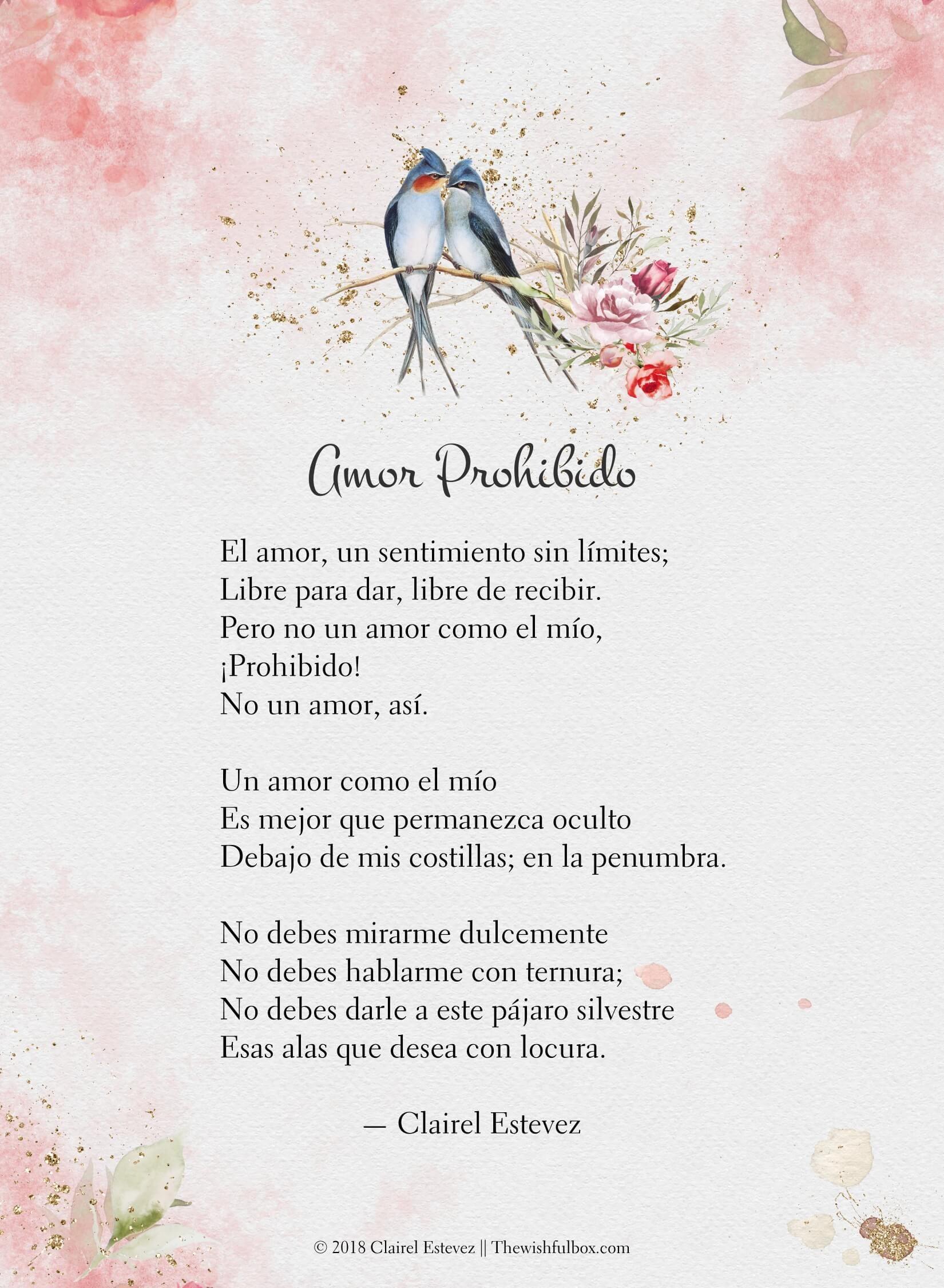Poemas Y Palabras De Amor Poema De Amor Palabras De Amor Poemas De Amor