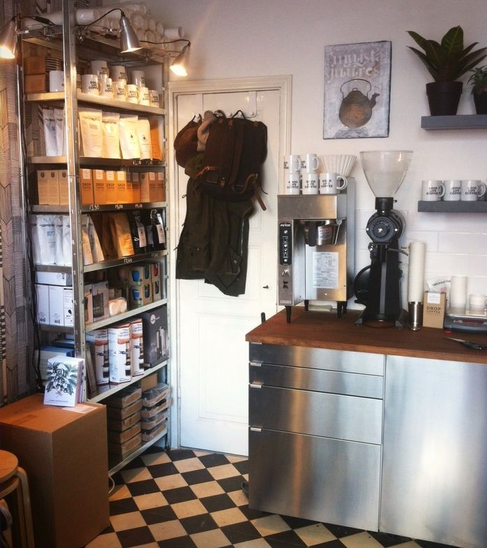 Kolmannelta linjalta tuttu mainio Good Life Coffee avasi alkuviikosta toisen kahvilan Sörnäisiin.