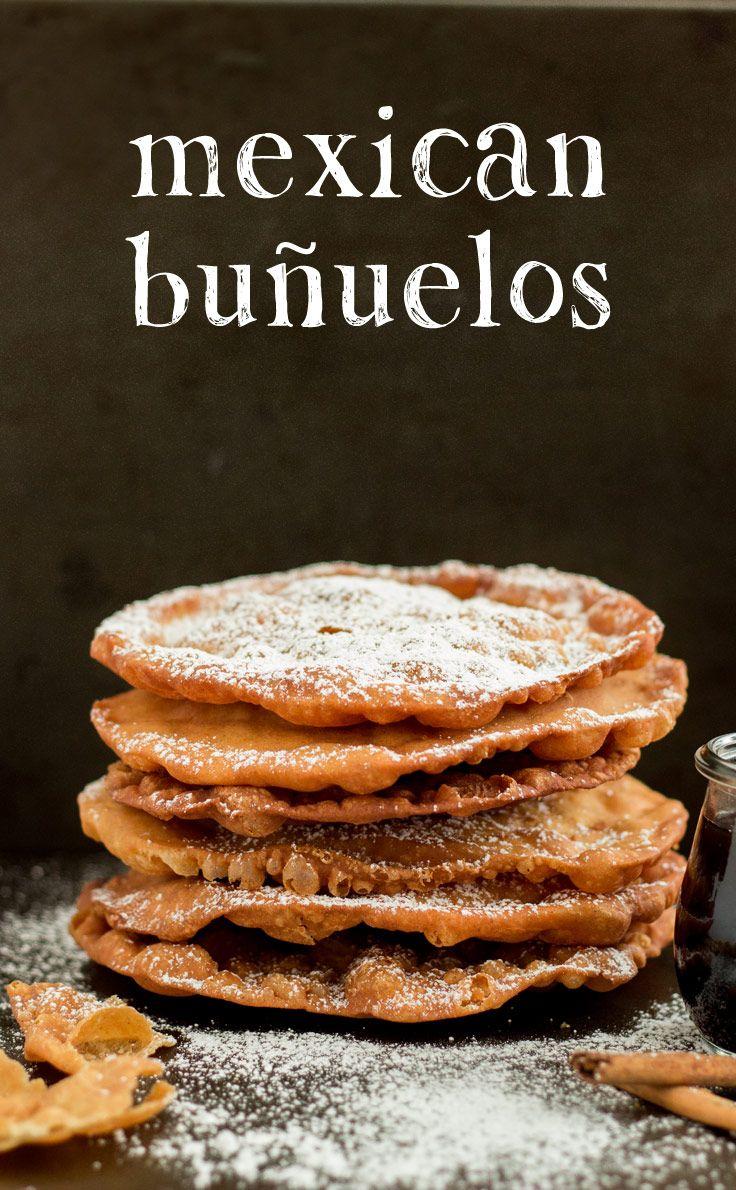 Mexican Bunuelos