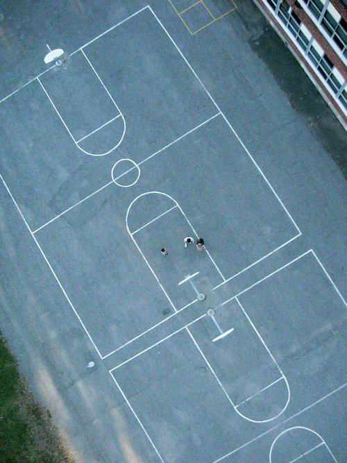 le tour de la vie photography street basketball