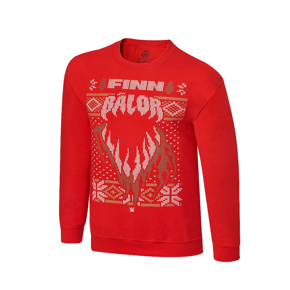 Get your professional wrestlers ugly Christmas holiday sweaters ...