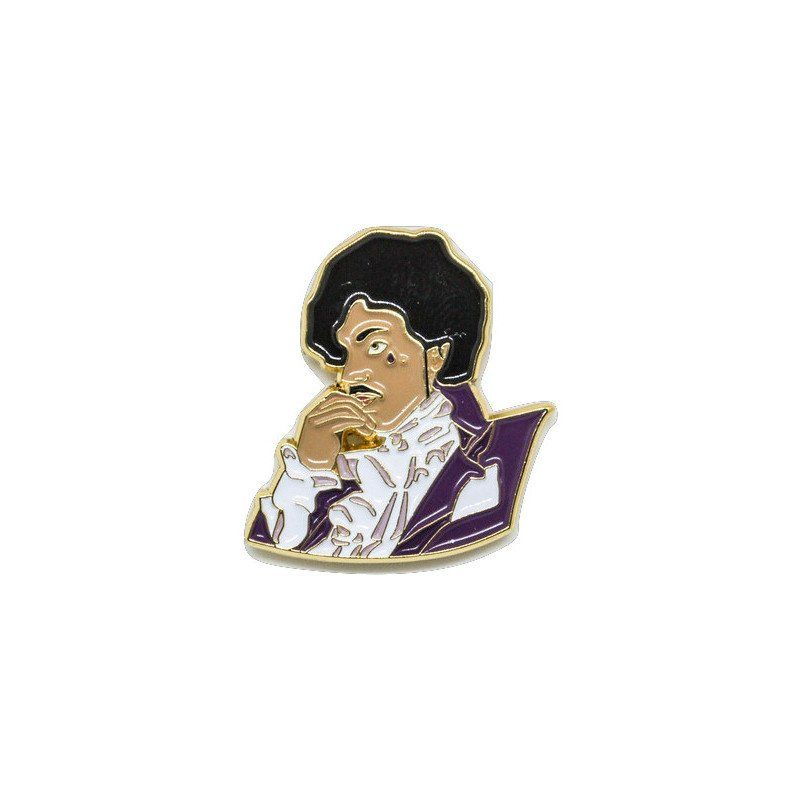 PRINCE ENAMEL PIN-HEROS COLLECTION - Red Temple Prayer