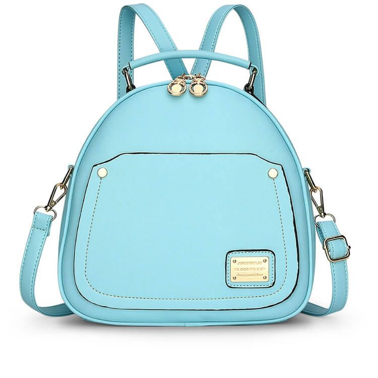 Candy Color Small Backpack – AliReports