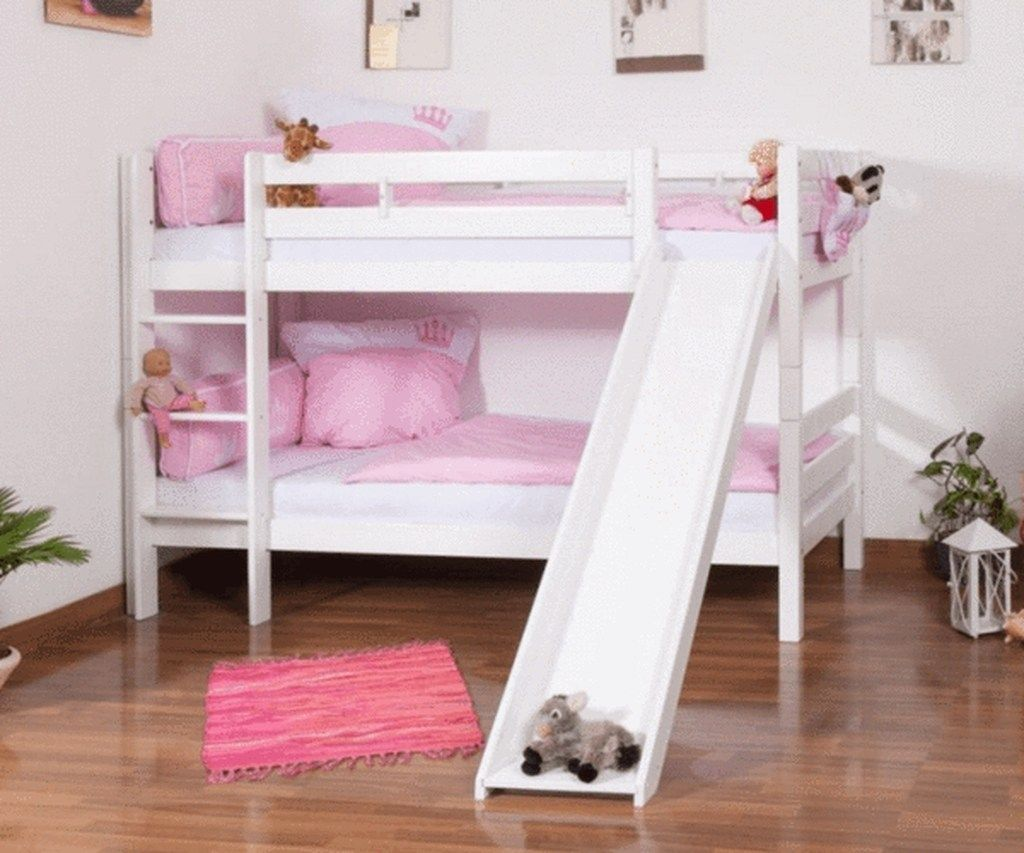30+ Extraordinary Ideas For Bunk Bed With Slide That