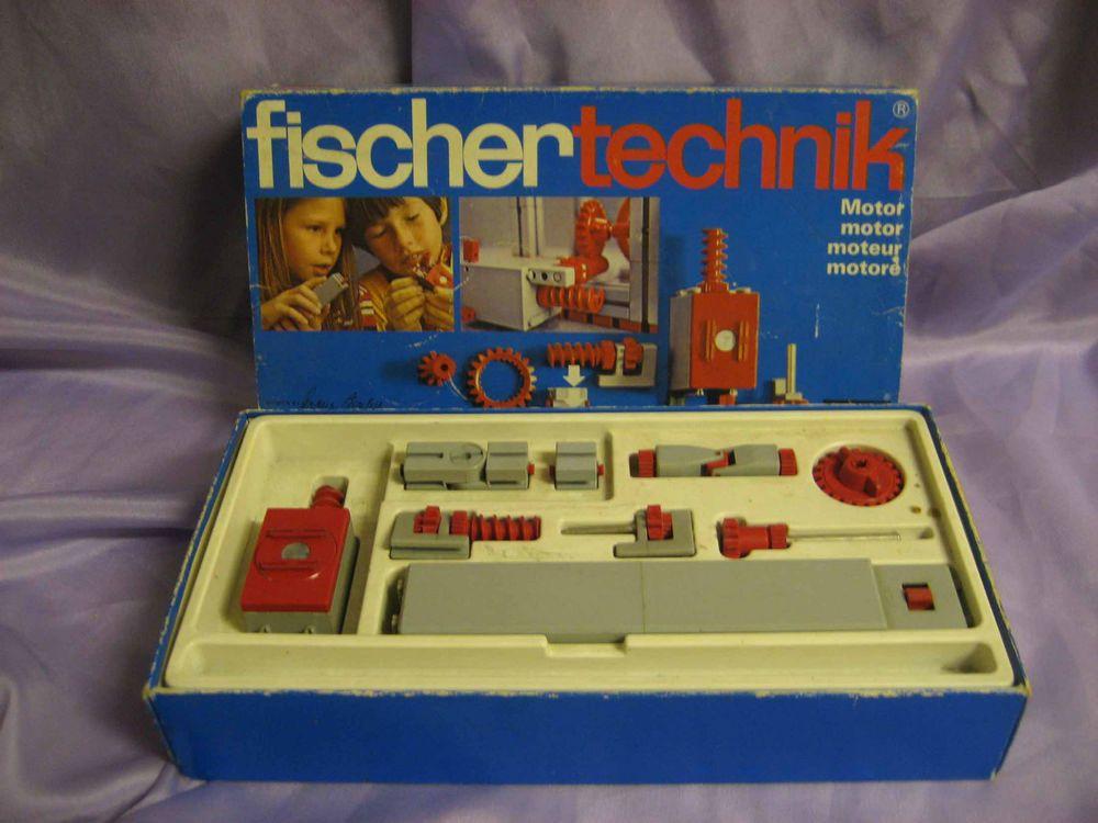 fischer technik high tech spielzeug in den 70ern mit. Black Bedroom Furniture Sets. Home Design Ideas