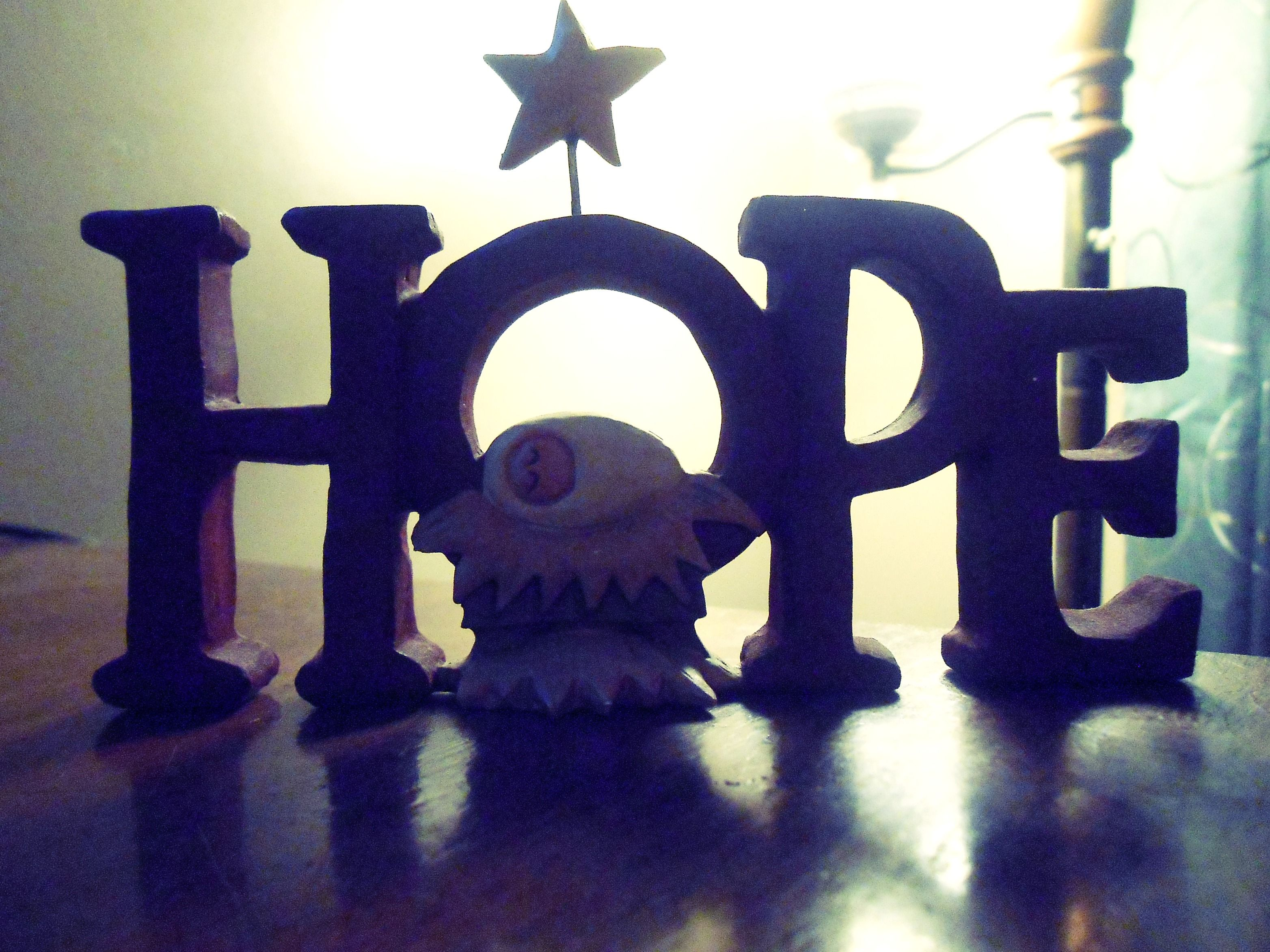 Hope ♥  Merry Christmas!
