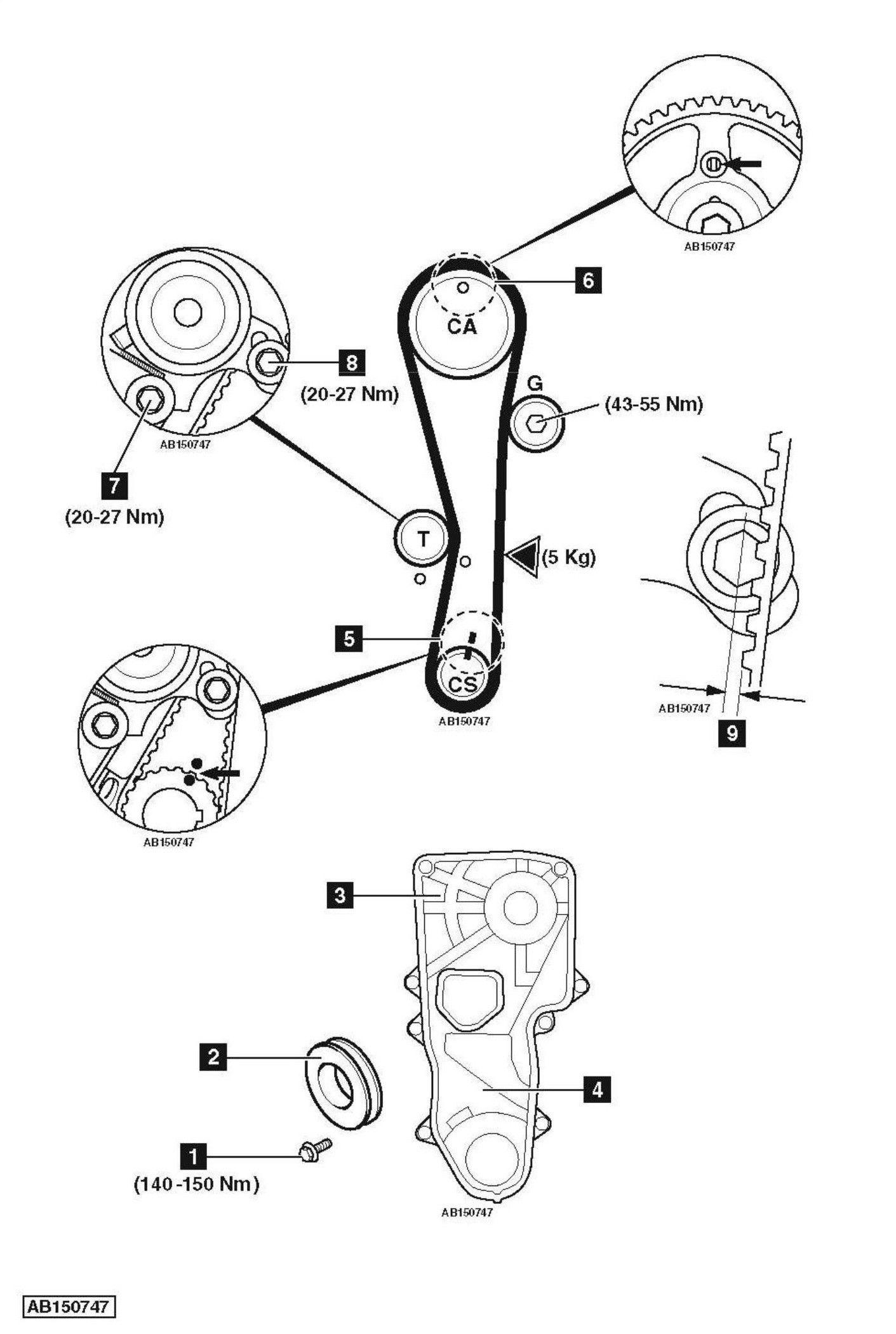 Engine Timing Diagram Di 2020