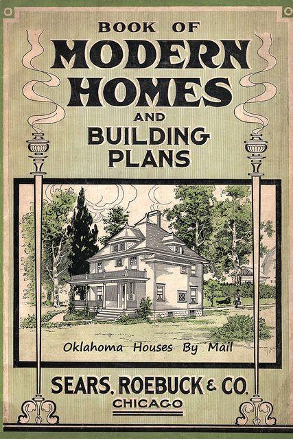 Sears modern homes catalog 1908 4th edition catalog for Catalog houses