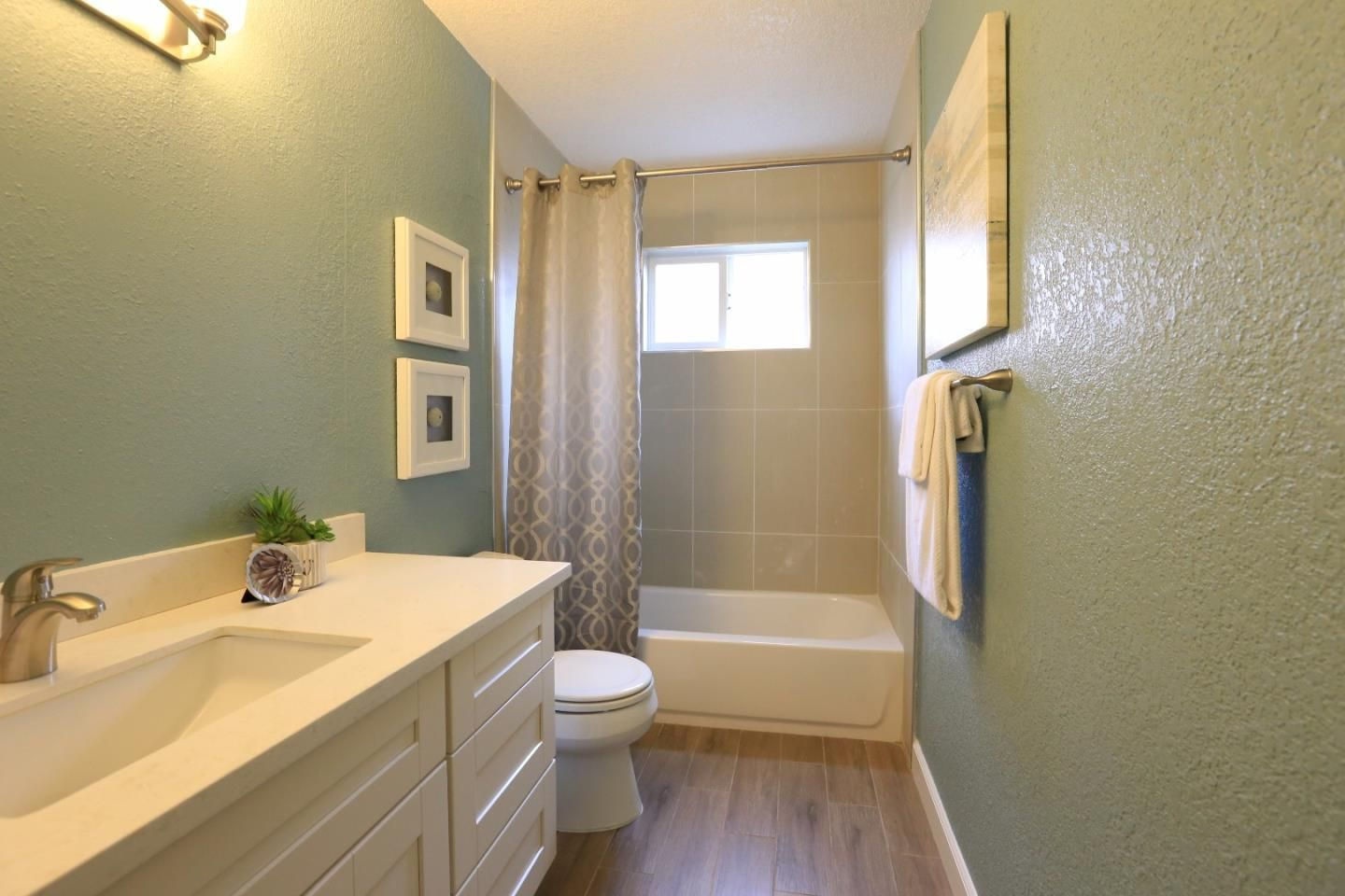Vanity And Sink Possibly Wall Colors  Bathroom Remodel Captivating Bathroom Remodel San Jose Inspiration