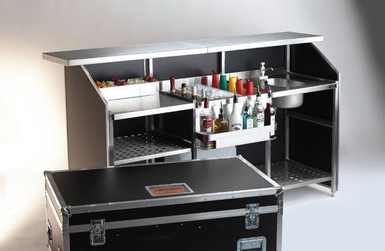 Mobile Bar Portable Bars Outdoor