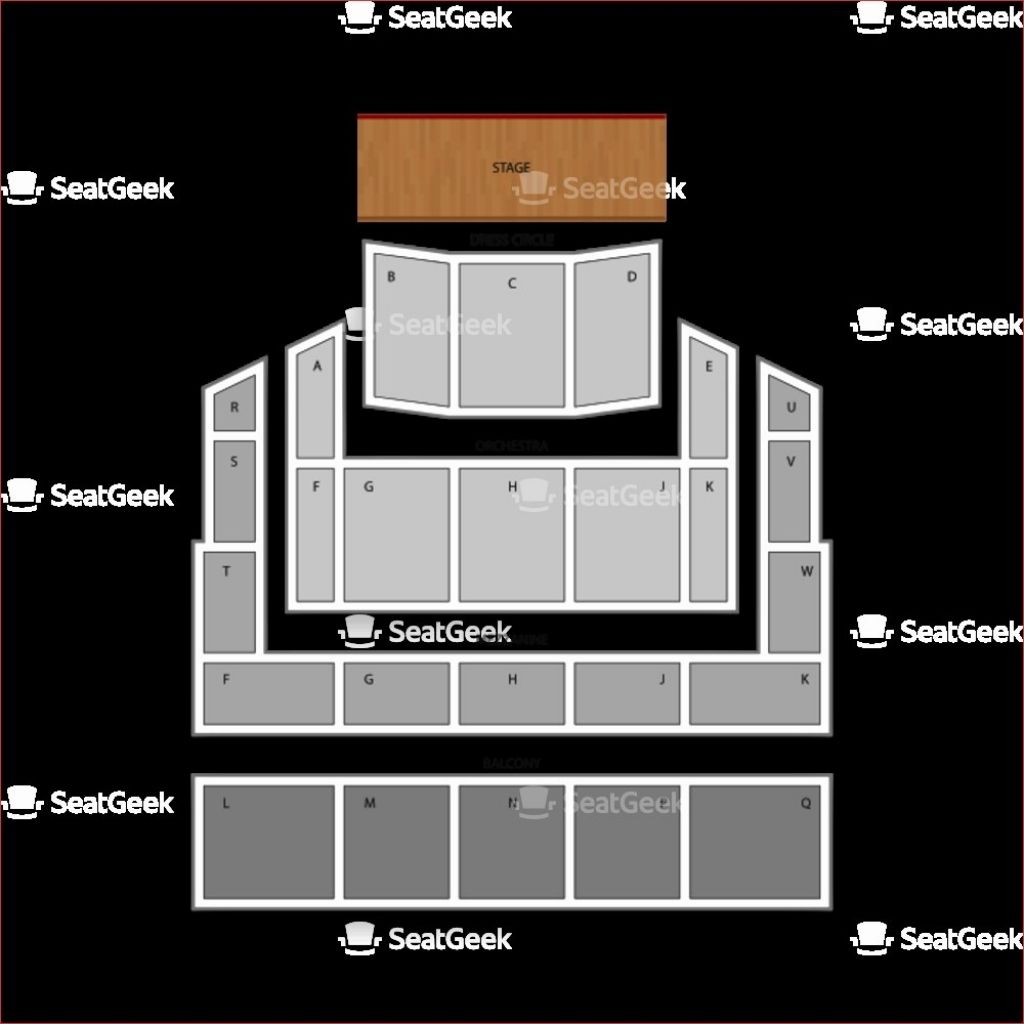 The Most Incredible Inb Seating Chart