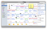 BusyCal - Calendar and To Do List Manager for MacOSX.