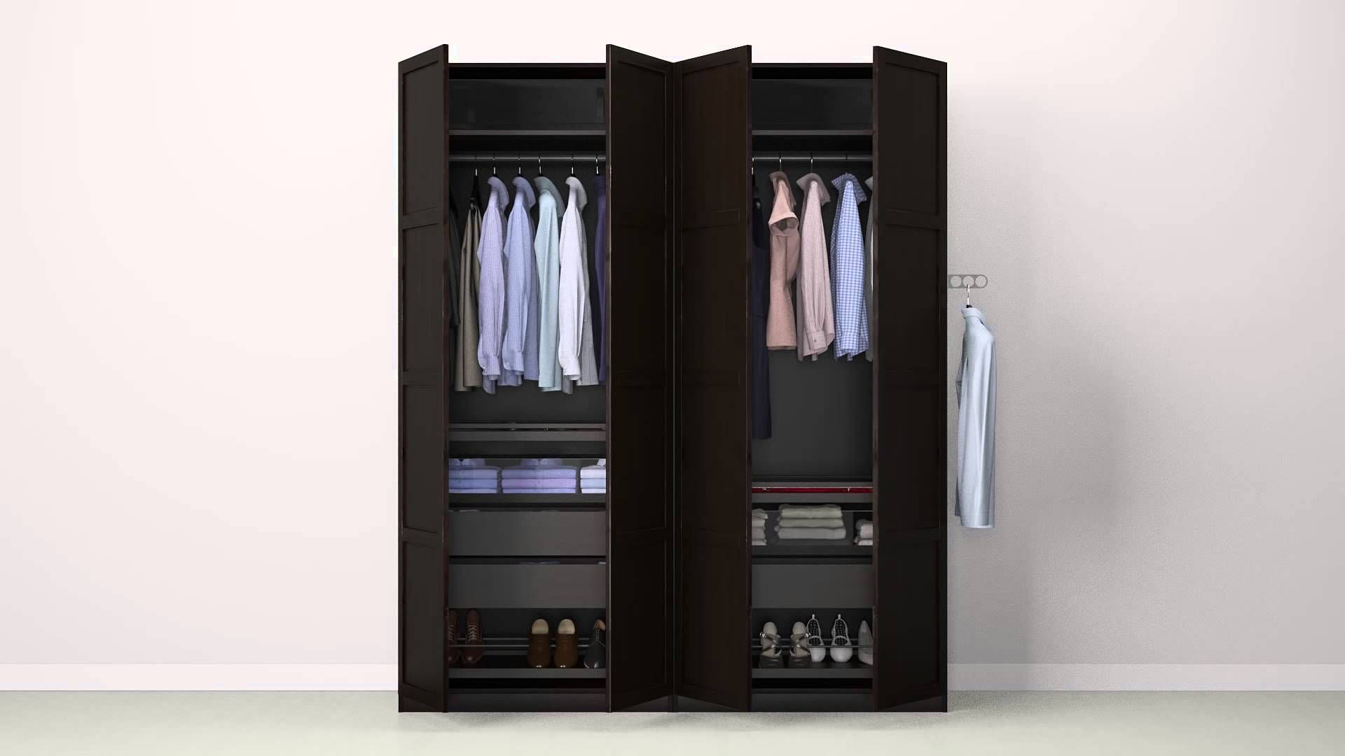 Ikea Pax Wardrobe Organiser Examples  Google Search  Bedroom Enchanting Ikea Design Your Own Bedroom Inspiration