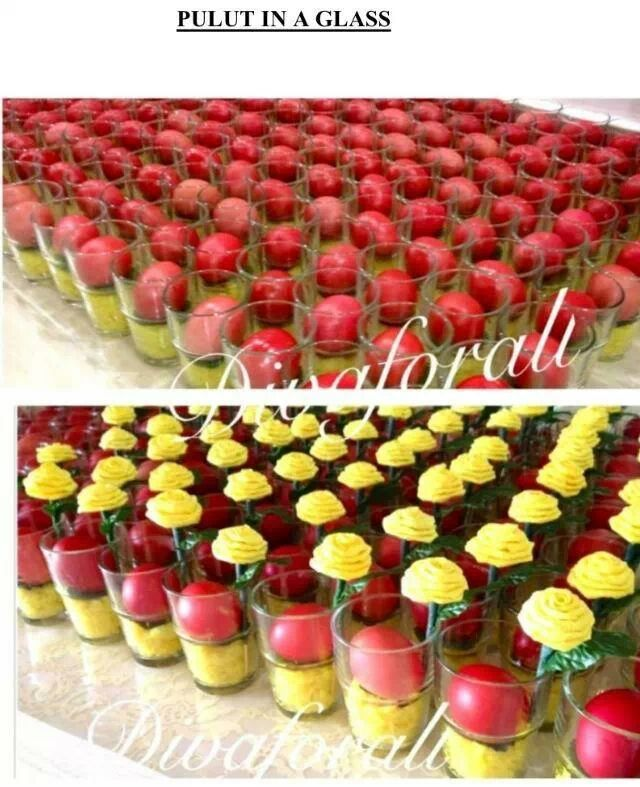 Malay Wedding Food: Wedding Doorgift, Wedding