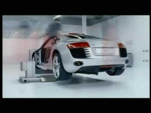 Audi R8: The slowest car Audi ever built