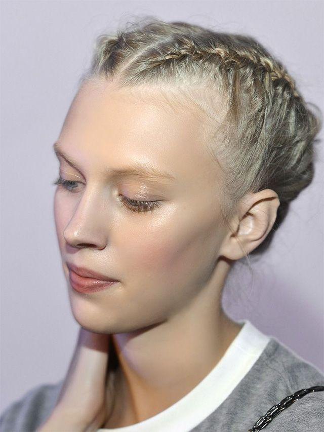 Comment faire pousser les cheveux tresses
