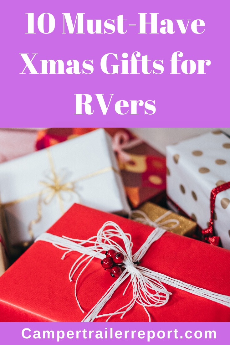 10 MustHave Xmas Gifts for RVers