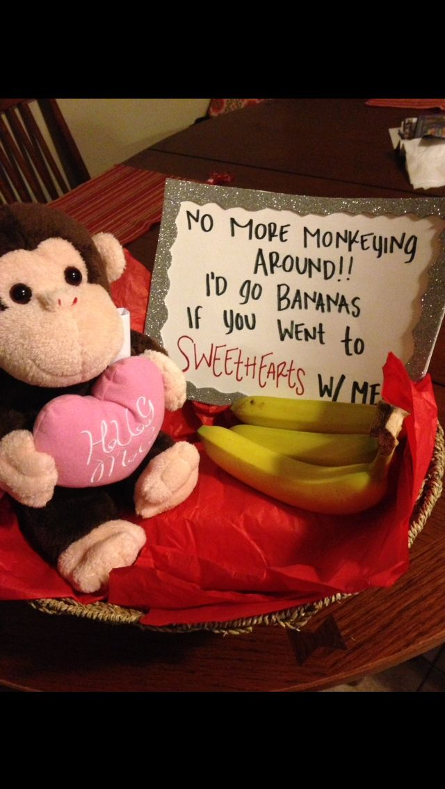How I Asked Someone To Sadies Dance Proposals Pinterest