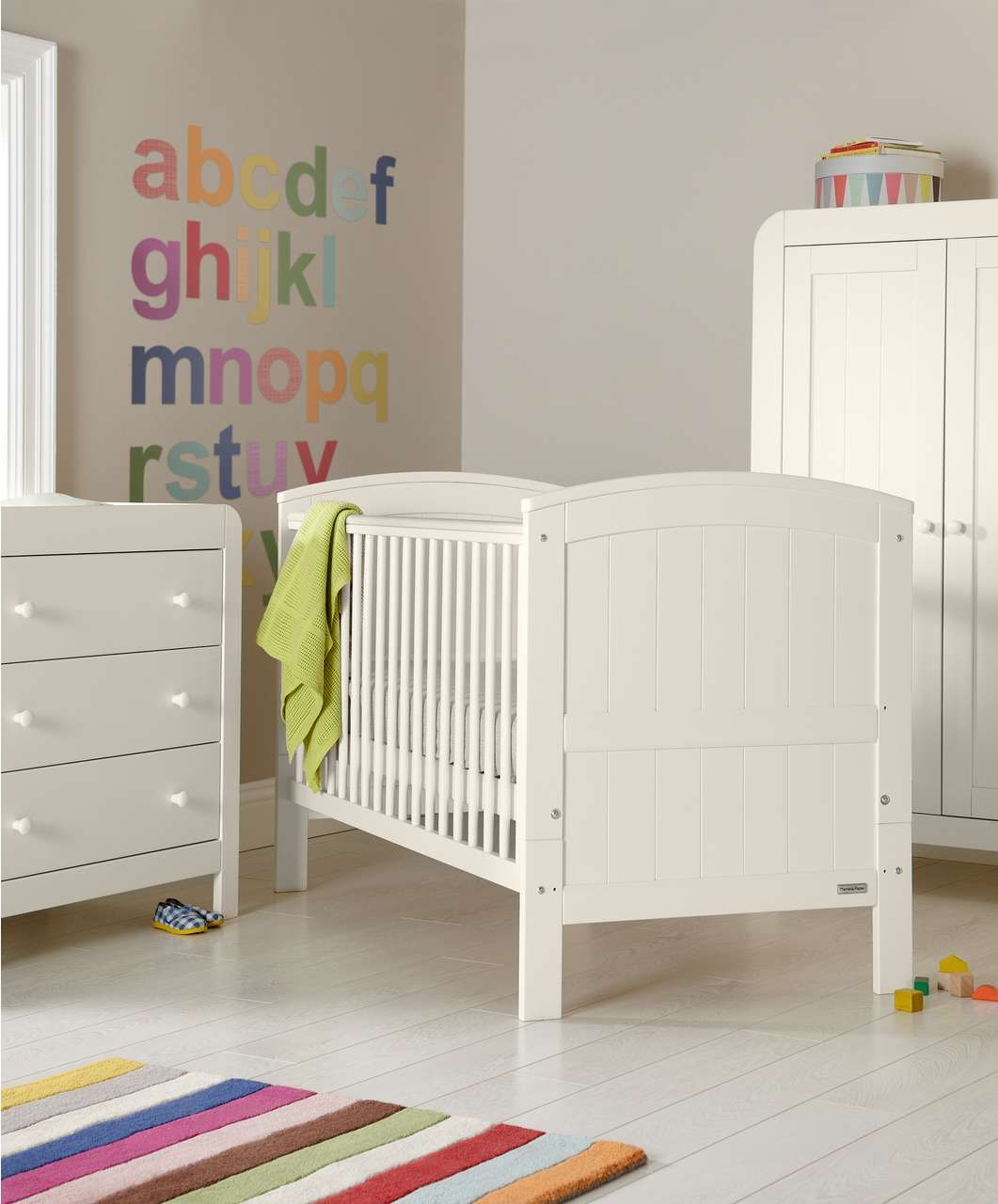 Hayworth 3 Piece Set Ivory New Mamas
