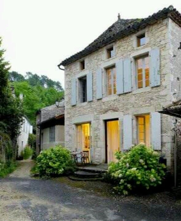 19th century french stone house provence home for French provence style homes