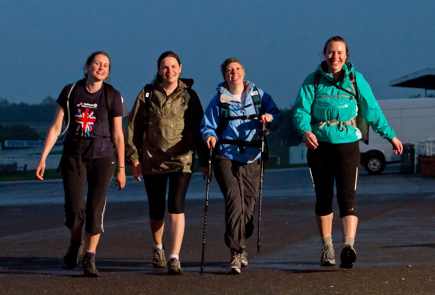 Just Walk the South Downs for charity