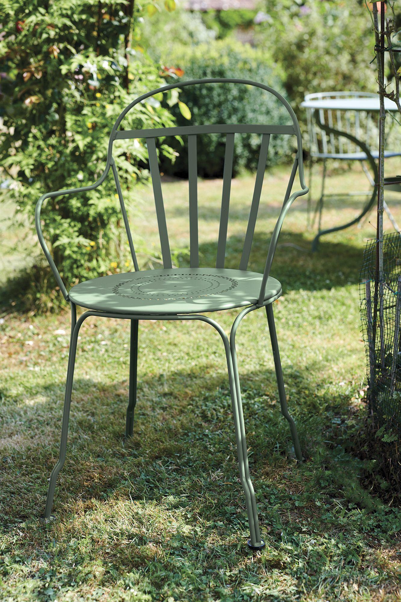 Collection Louvre - Fermob - mobilier de jardin en métal en ...