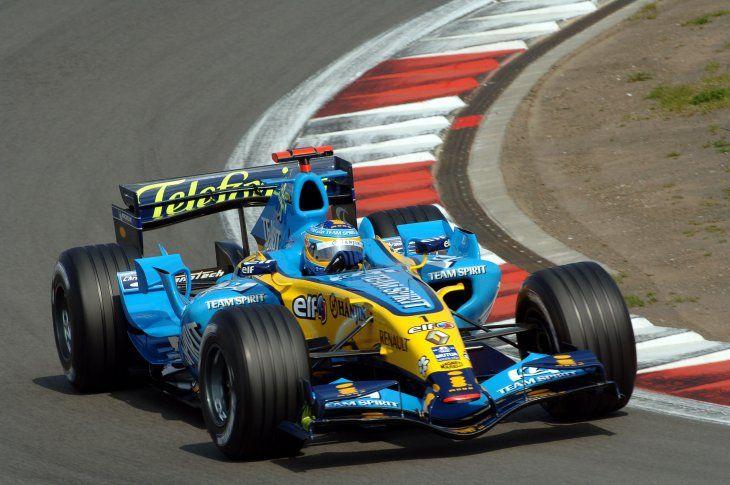 2006 fernando alonso renault formula 1 world champions formule 1 voiture americaine en. Black Bedroom Furniture Sets. Home Design Ideas