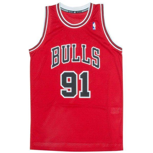 Maillot Basket Retro Swingman Legends Homme Adidas Dennis Rodman