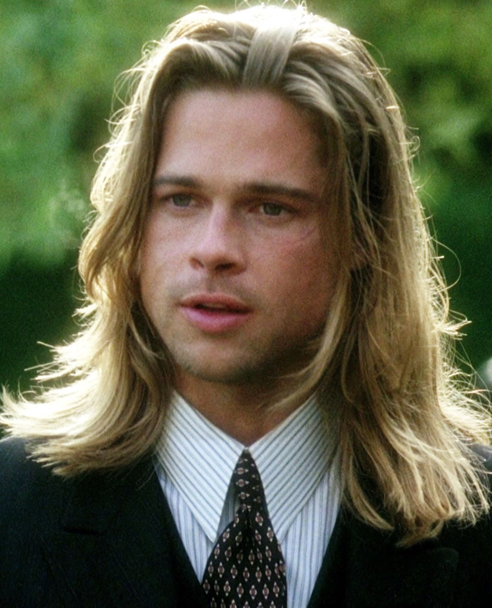 Brad Pitt Ok Just Kidding Nobody Ever Said I Look Like Him