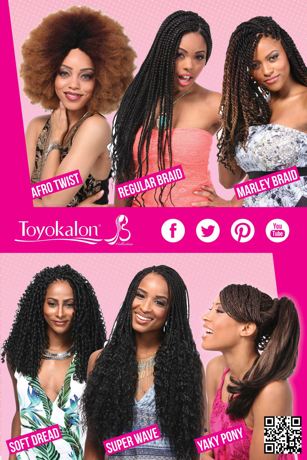 Our Toyokalon Braid Collection