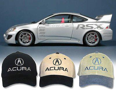 Acura Hat Tuner Drift Legend Integra Nsx Rl Tl Rsx Mdx Slx Tsx - Acura hat