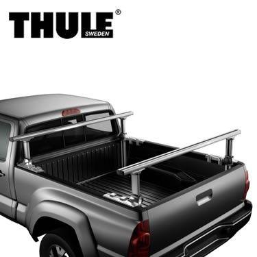Thule 500xt Xsporter Pro Multi Height Aluminum Truck Rack