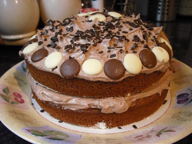 Chocolate cake recipe victoria sponge