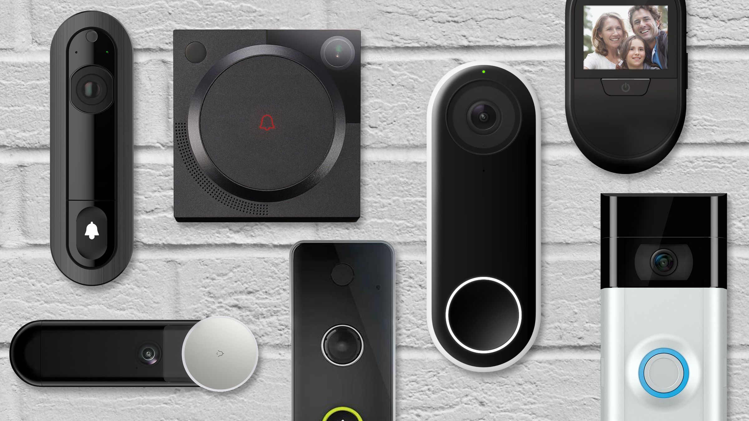 Best video doorbell Nest vs. Ring vs. August and all the