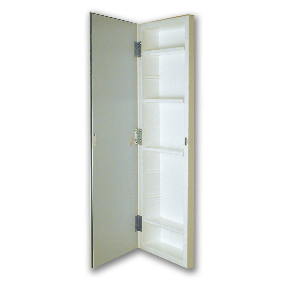 American Pride E980m361ar Manhattan Recessed Medicine Cabinet White At Atg S Browse Our Cabinets All With Free Shipping And Best Price