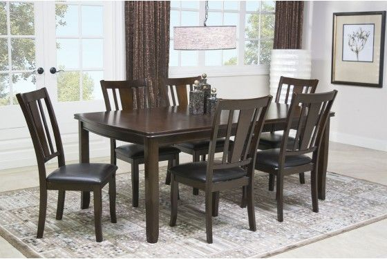 Mor Furniture for Less: The Edgewood Dining Room | Mor Furniture for Less