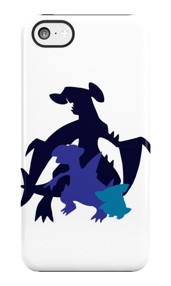 Pokemon Garchomp 2 iphone case