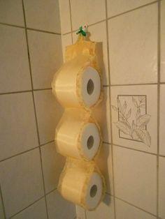 Toilettenpapierhalter Aus Stoff   DIY Mit Anleitung | Kreative.stoffe.de