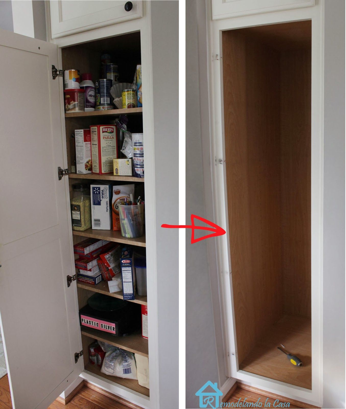 Kitchen Organization Pull Out Shelves In Pantry Pantry