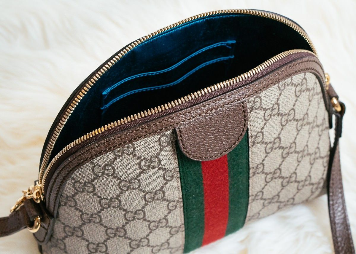 8248d72a2 Gucci Ophidia GG Small Shoulder Bag | Gucci fix in 2019 | Cloth bags ...