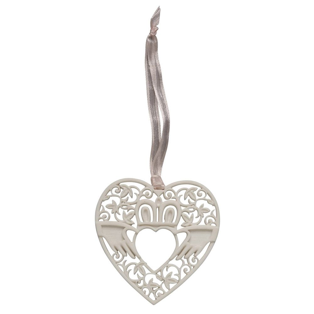 Claddagh Irish Keepsake Decoration