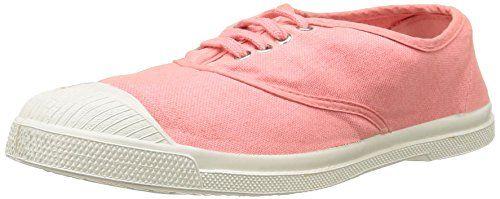 Bensimon Tennis, Damen Sneaker Beige Beige (Coquille 105) 38